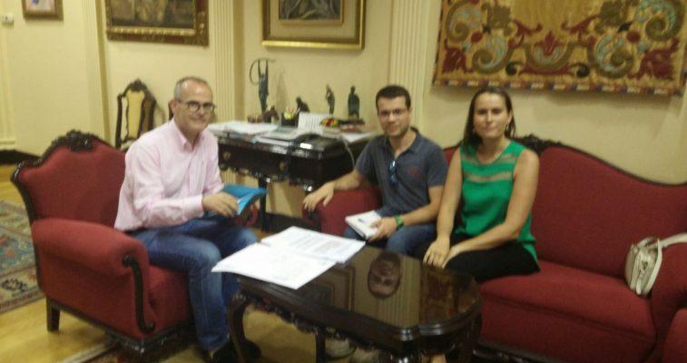 Reunión Concello Ourense 04.07.16